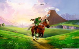 The Legend Zelda: Ocarina Time