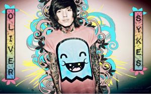 Oliver Sykes Wallpapers