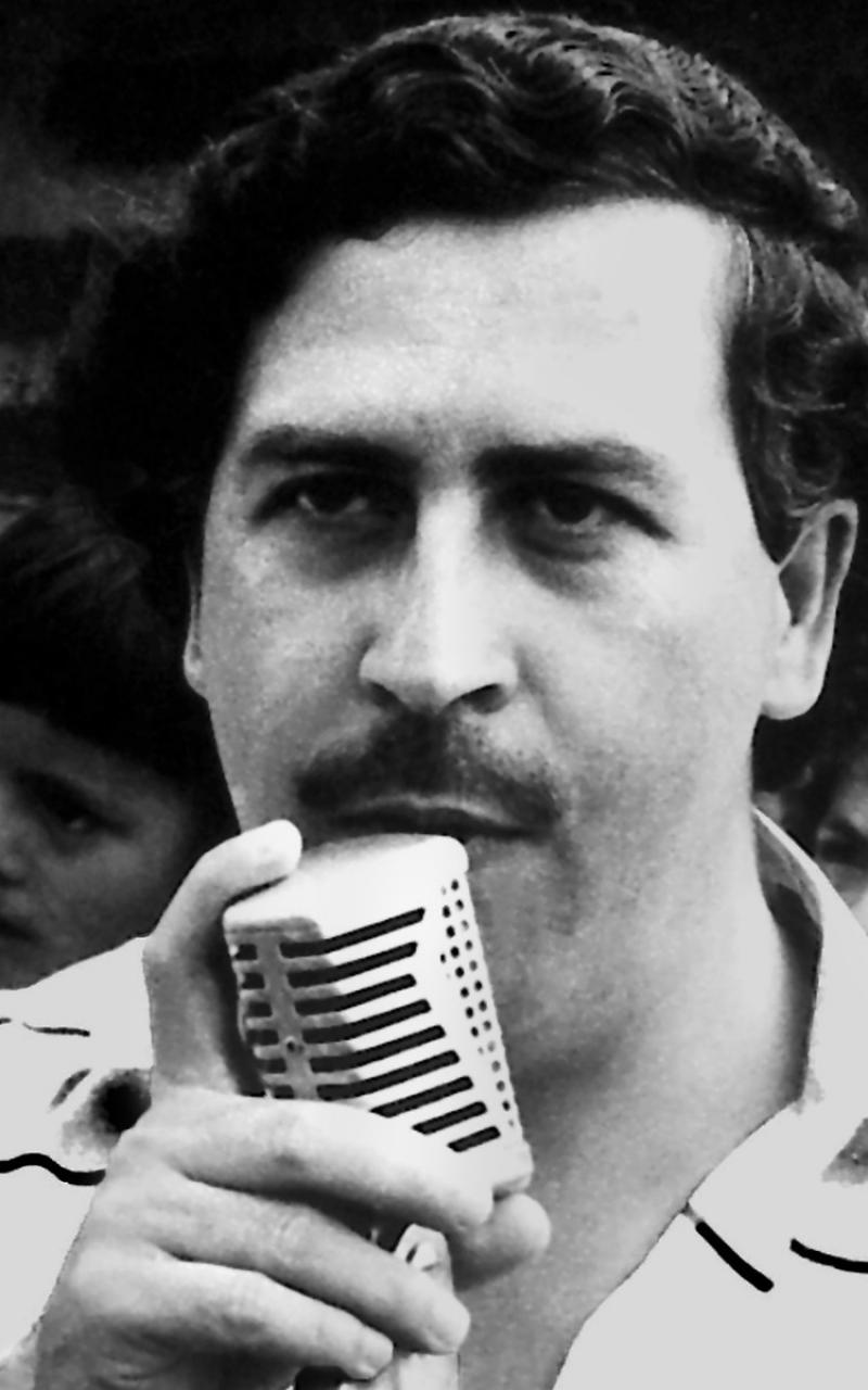 Pablo Escobar Photo By Manuela Nelane On Freshwallpaperszone