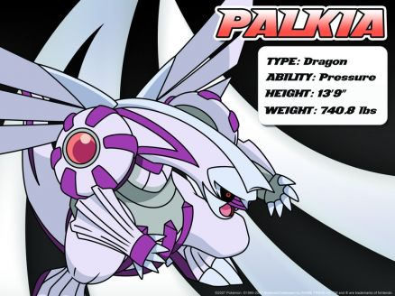 Palkia Wallpaper