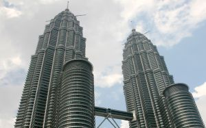 Petronas Towers Image