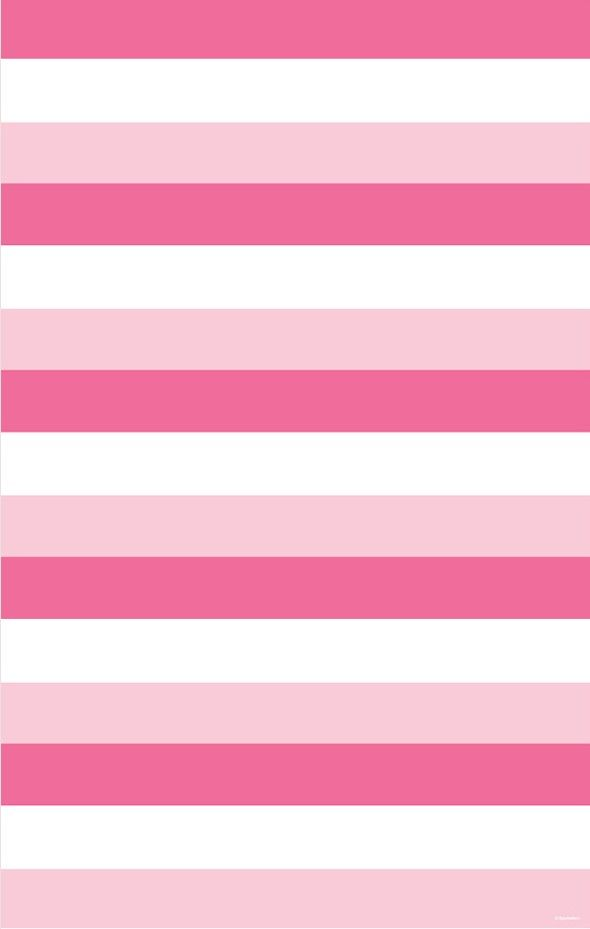 Pink And White Striped Gallery 528099012 Wallpaper for ...