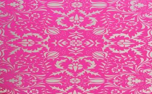 Pink Damask Wallpapers