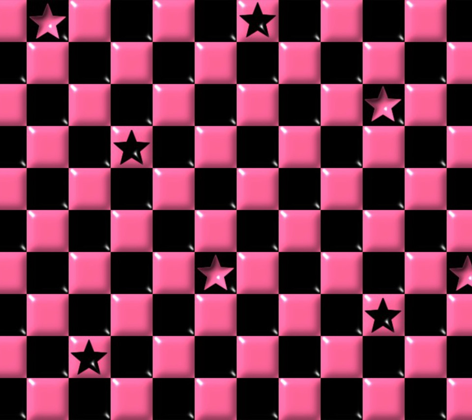 Pink Stars Full Hd Wallpapers For Free