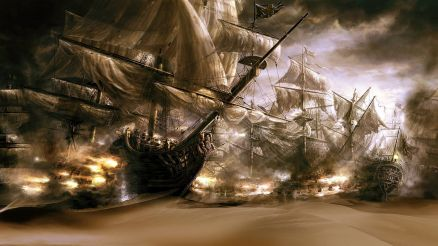 Pirate Ship Photo