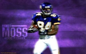 Pictures Of Randy Moss