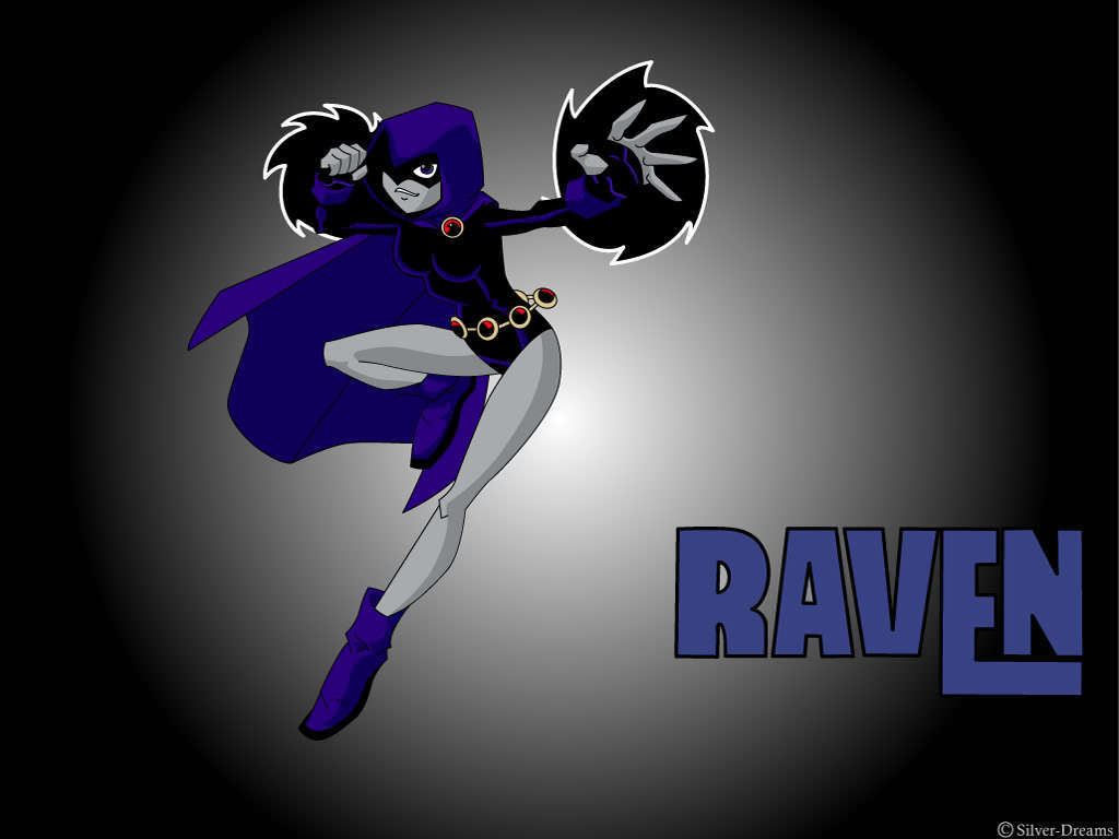 raven-teen-titans-wallpaper
