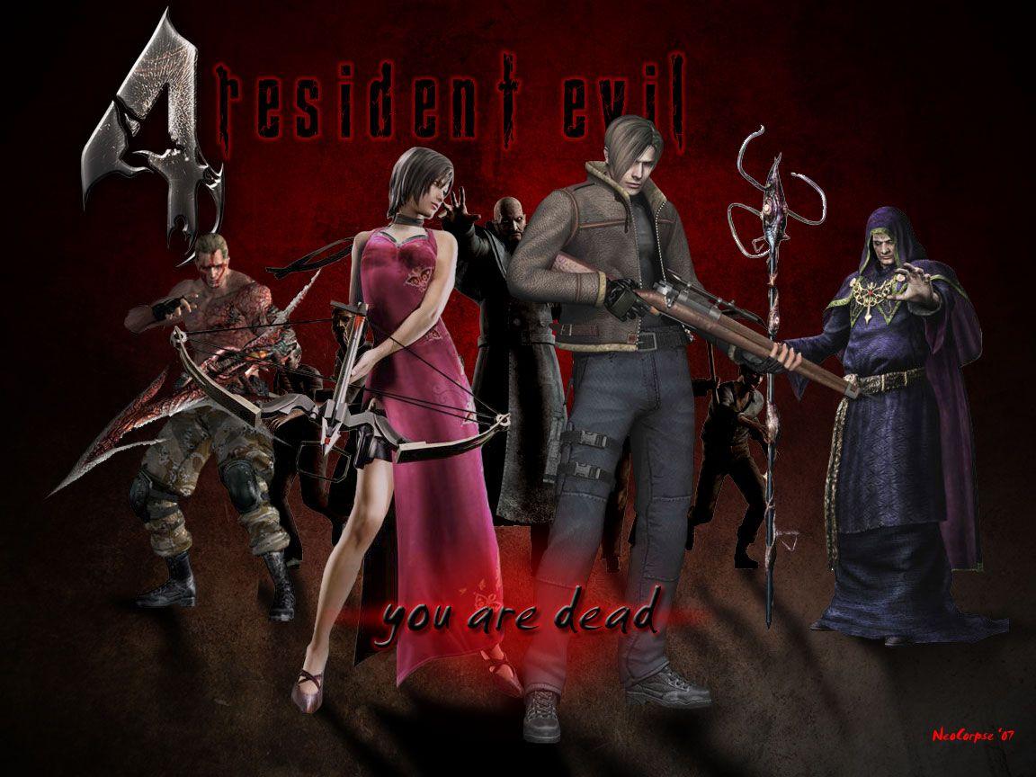High Quality Pics Resident Evil 4 Haf Cahalin