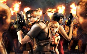 Resident Evil 4 Wallpaper HD