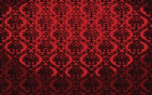 Red Damask Wallpapers