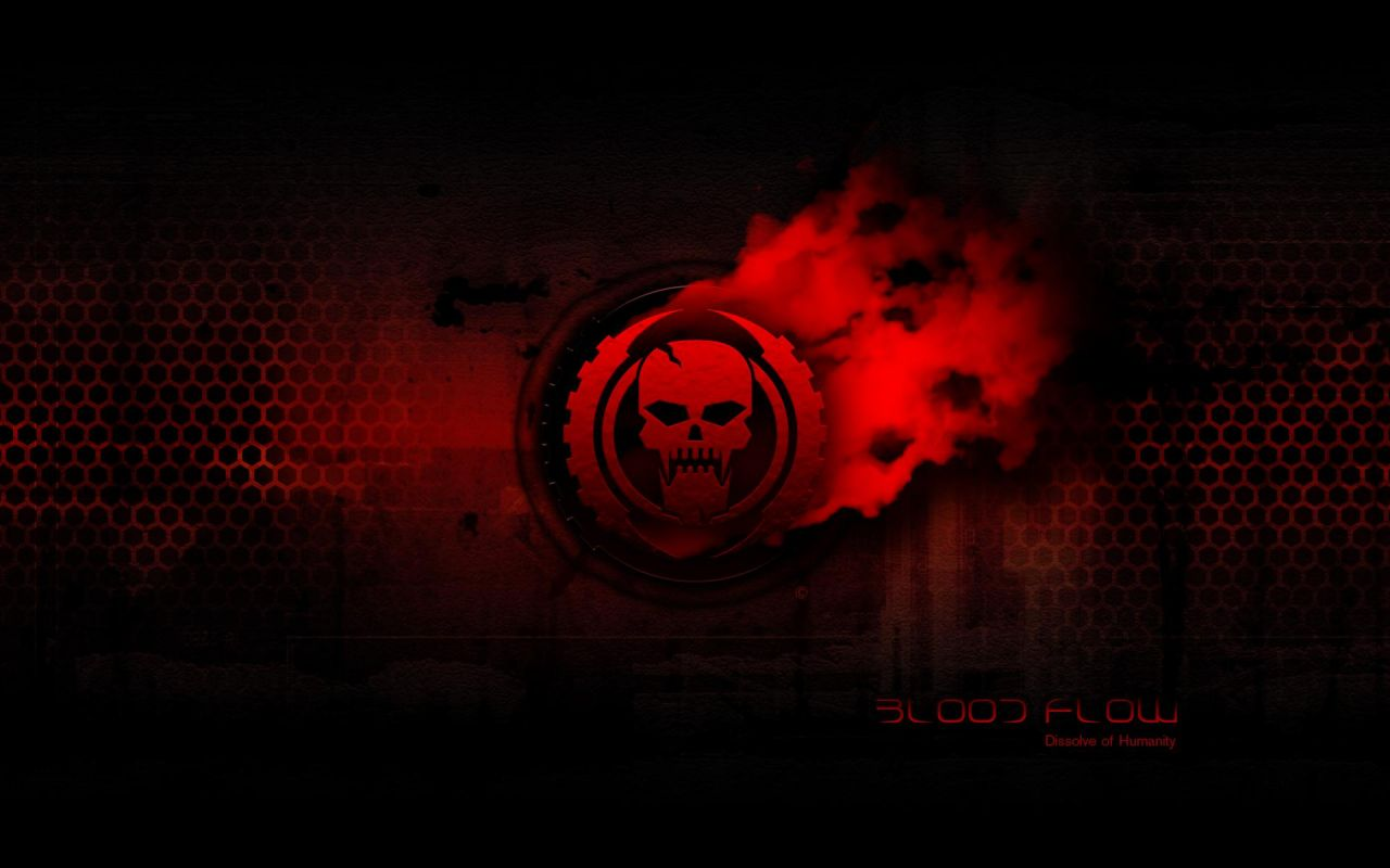 Red Skulls Wallpapers High Definition