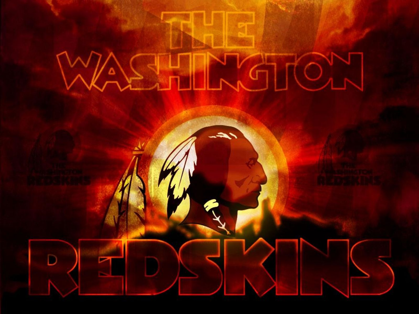 Redskin Wallpaper For Ipad
