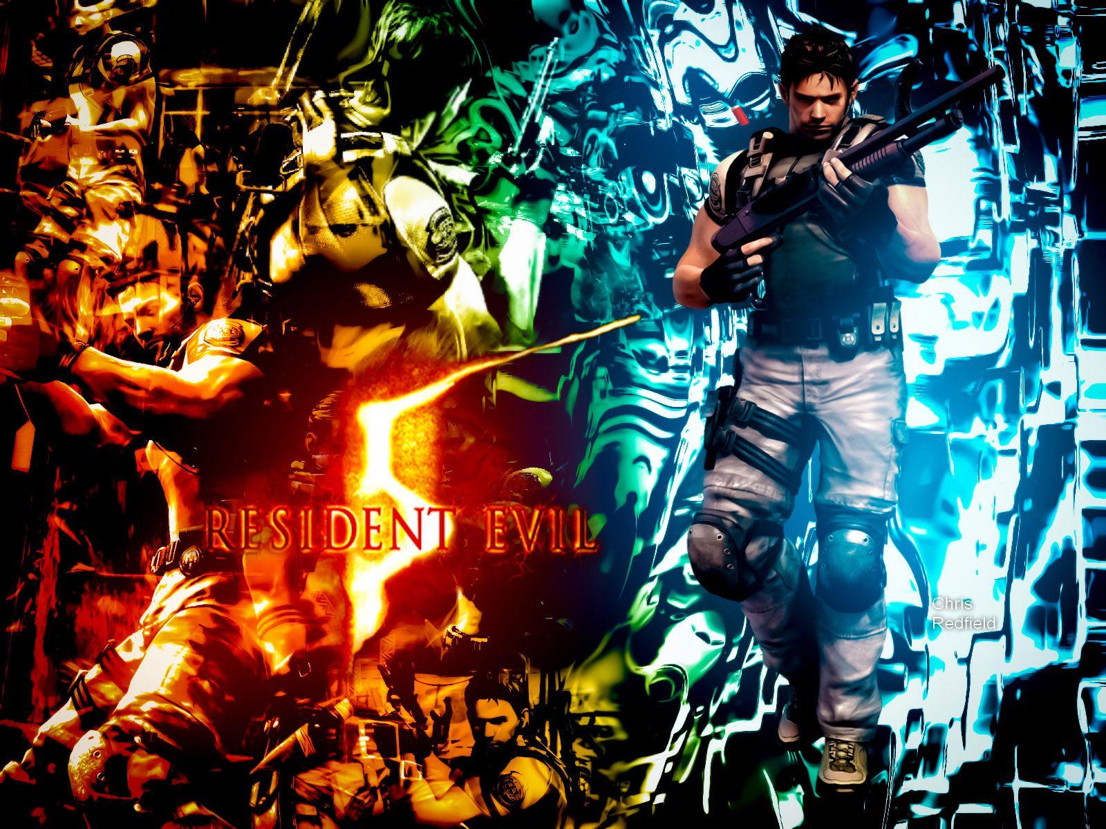Pc Resident Evil 5 Wallpapers Hormazd Lamdin