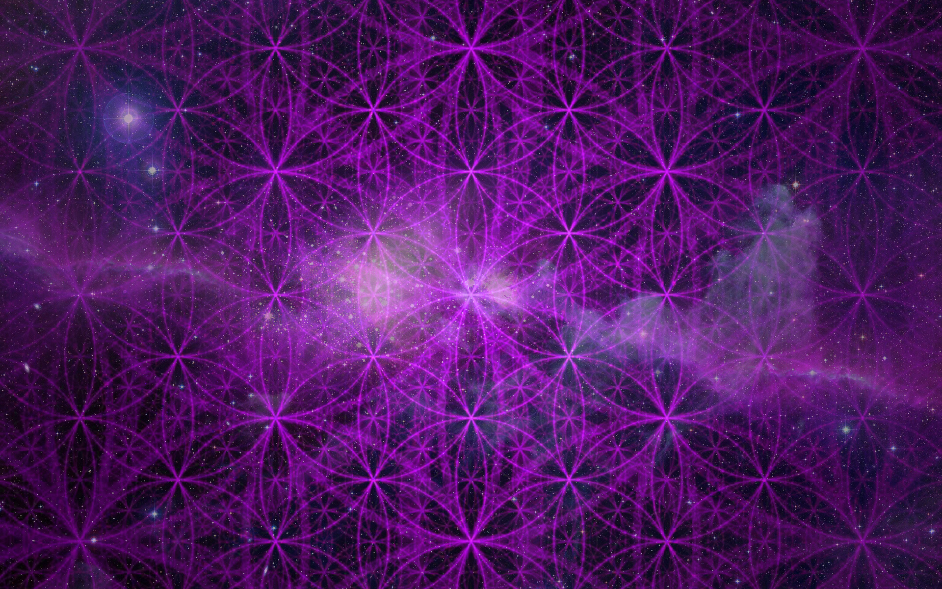 PC Sacred Geometry Wallpapers, Amada