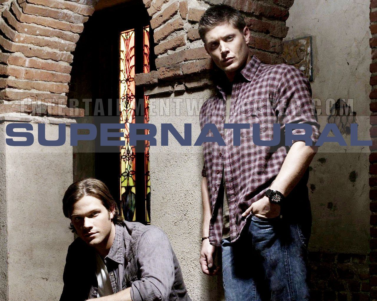 Mobile Sam And Dean Winchester Pictures Widescreen