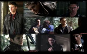 Sam And Dean Winchester Wallpaper