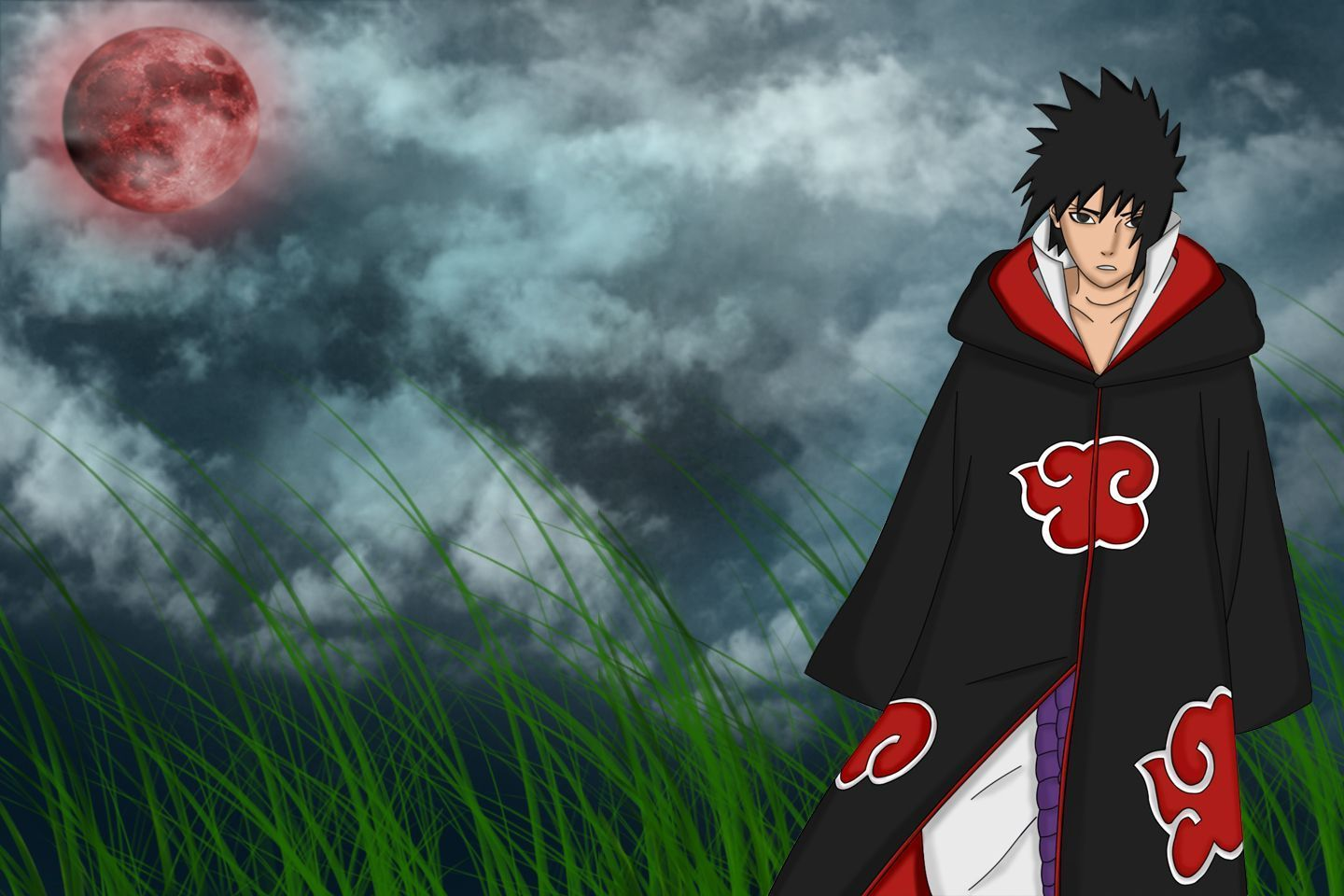 30 Beautiful Sasuke Wallpapers HD Widescreen