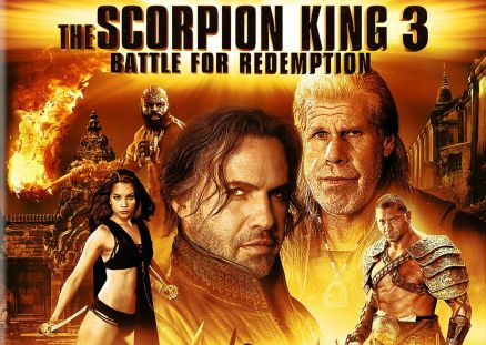 Scorpion King Wallpapers