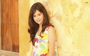 Wallpaper Selena Gomez