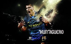 Sergio Aguero Wallpaper HD