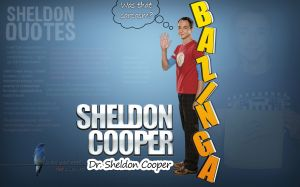Sheldon Wallpaper