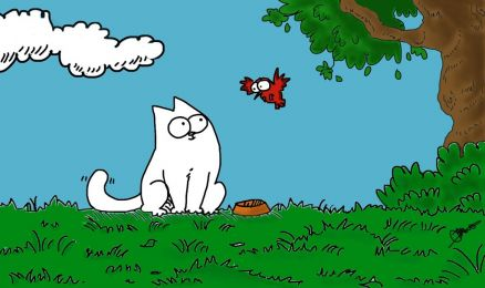 Simon's Cat Photos