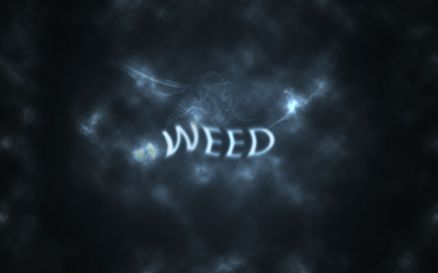 Smoking Weed Pic