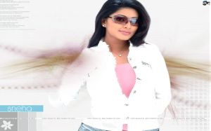 Sneha Hot Image