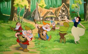 Snow White And The Seven Dwarfs Wallpapers