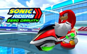 Sonic Riders Zero Gravity Wallpapers