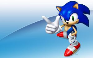 Sonic The Hedgehog Wallpaper HD