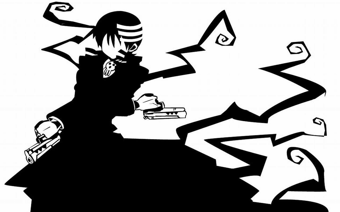 soul-eater-death-the-kid-wallpaper