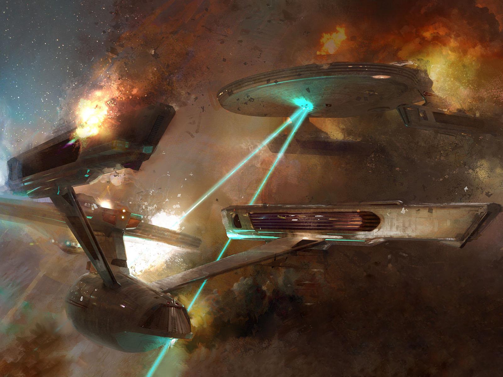 space battle wallpaper 001