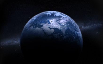 Space Earth Image