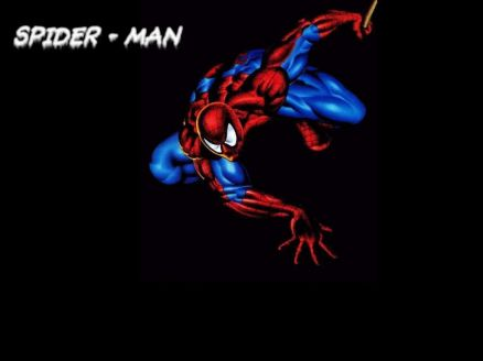 Pictures Of Spiderman