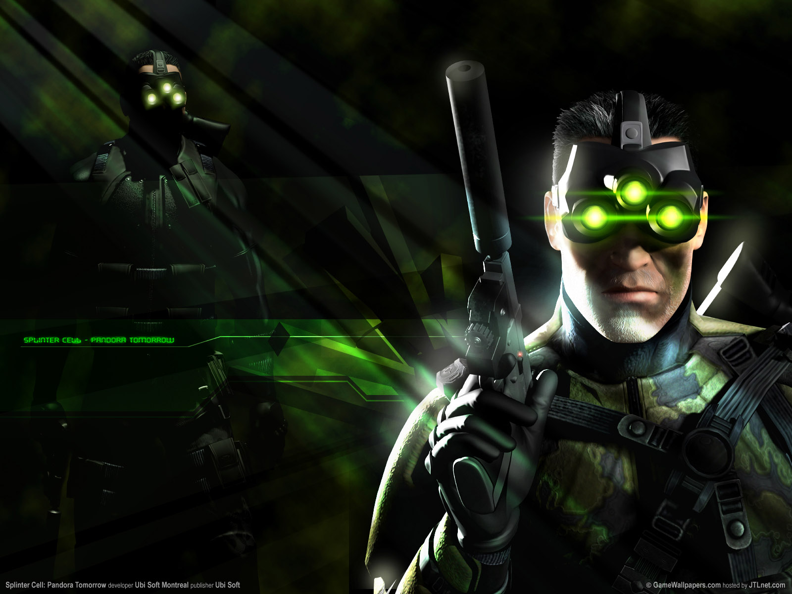 Widescreen Wallpapers Of Splinter Cell Chaos Theory Cool Pictures