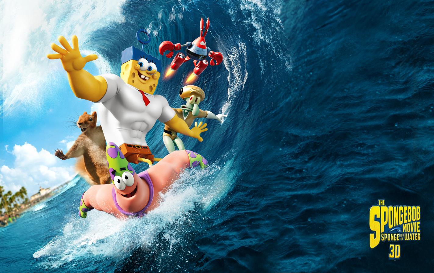 spongebob movie - wallpapers, gallery 555786838