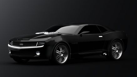 SS Camaro Picture