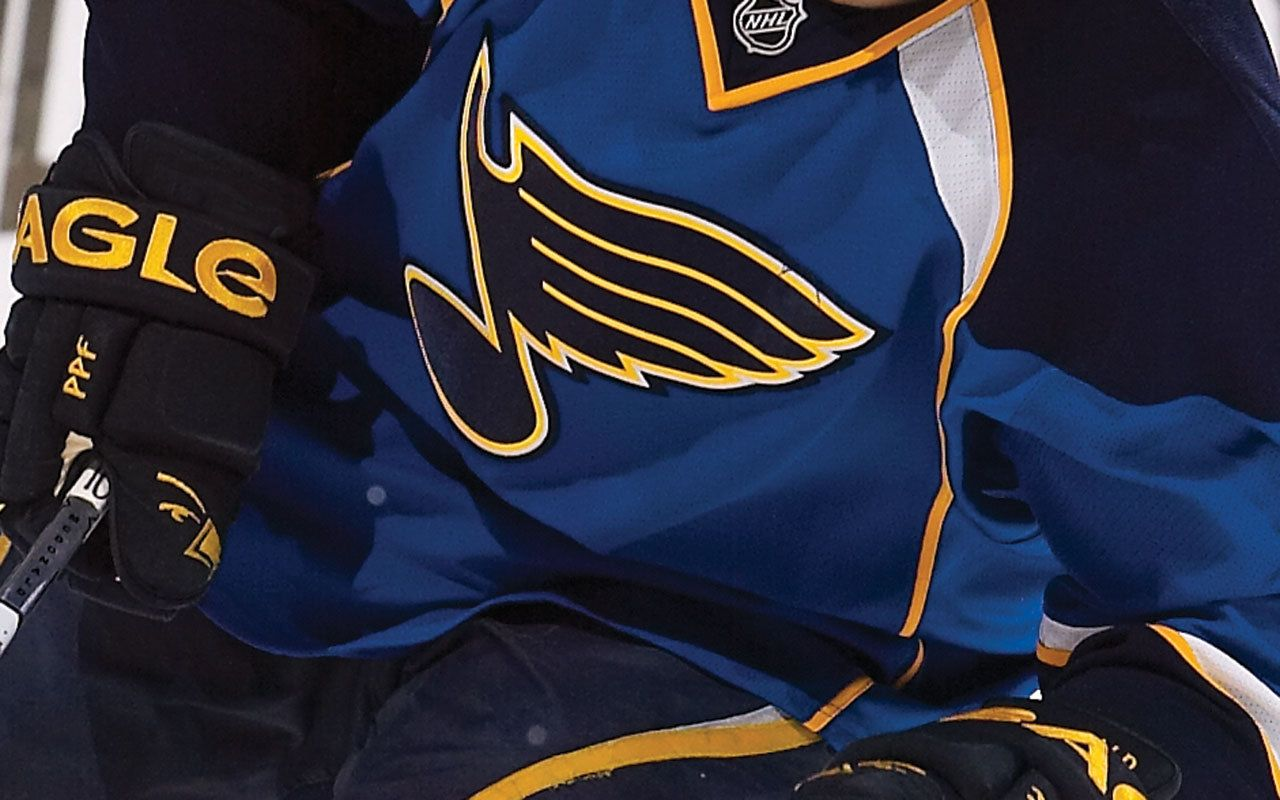Hd St Louis Blues 4k Image For Iphone