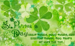 Image St Patricks Day