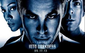 Wallpaper Star Trek Into Darkness