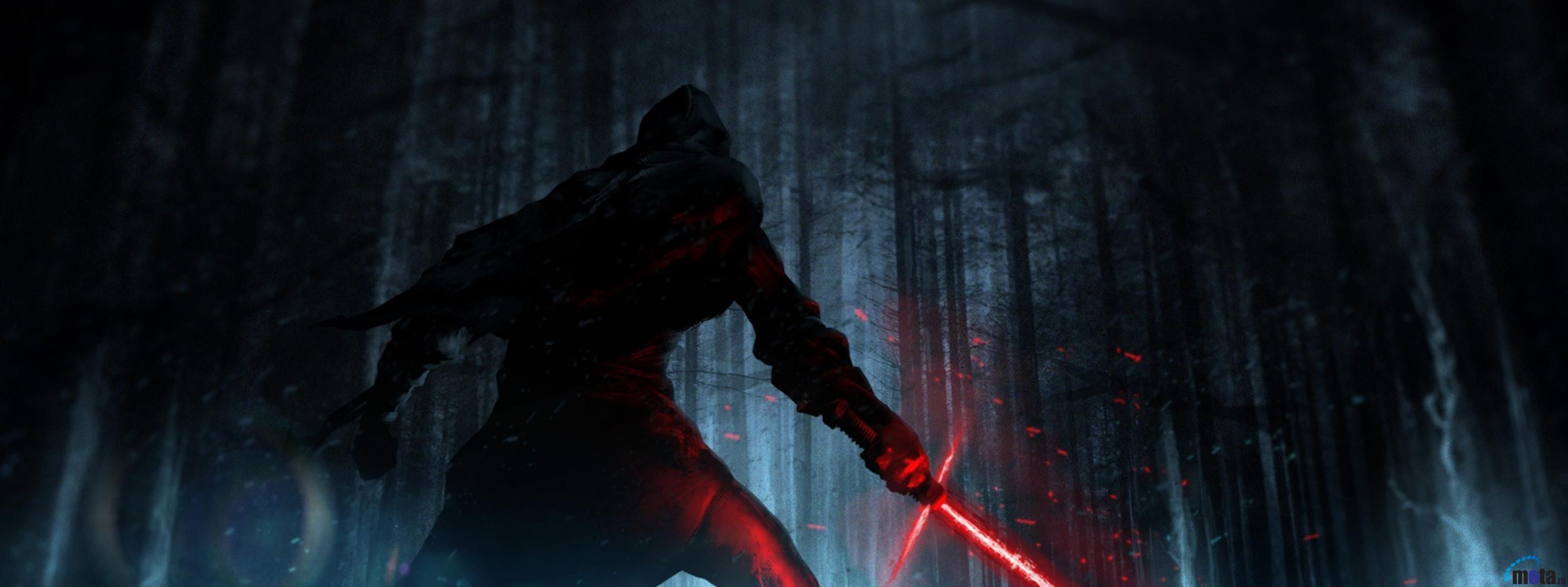 Star Wars Dual Screen Wallpaper For Desktop