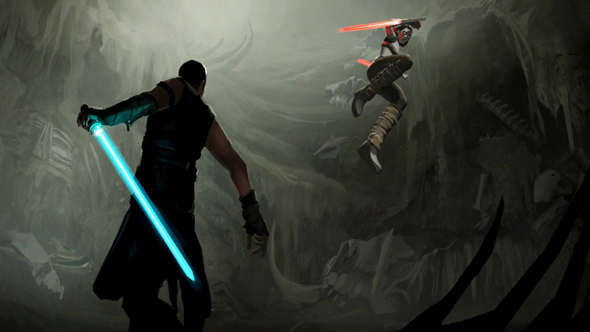 30 Adorable Star Wars The Force Unleashed Wallpapers In High Quality Berthe Mcmichael
