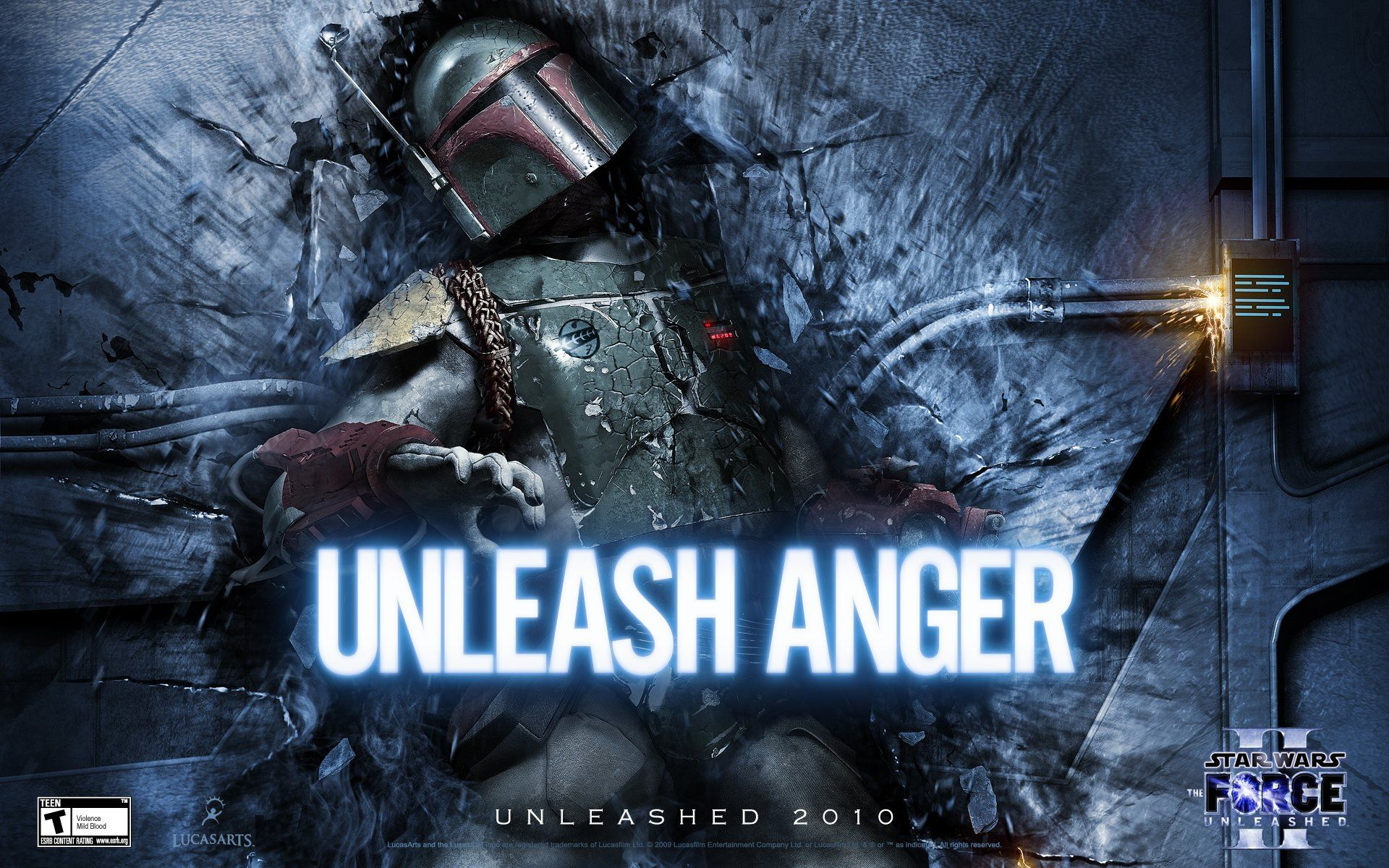 star wars the force unleashed wallpaper 025