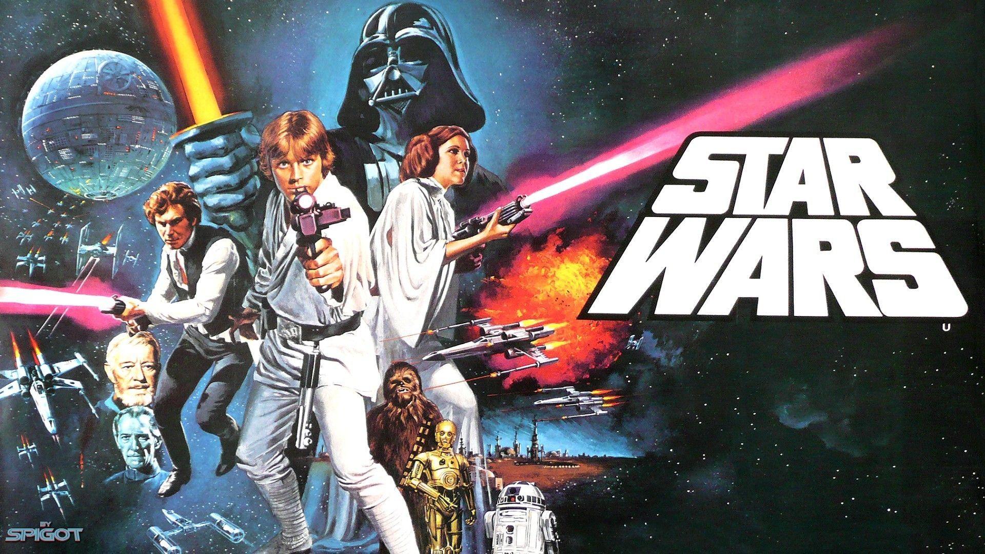 Hd Widescreen Cover Star Wars Cecilie Feldbaum