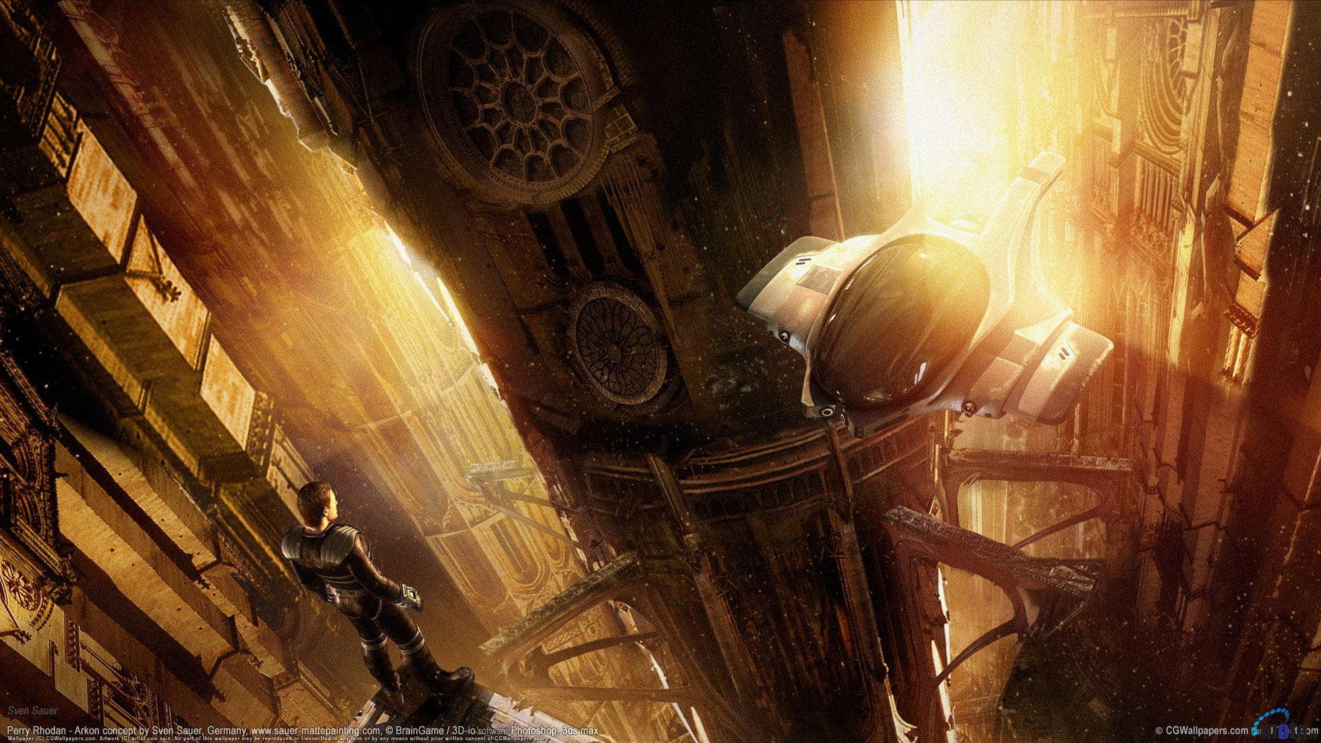16 Beautiful Steampunk Wallpapers High Resolution