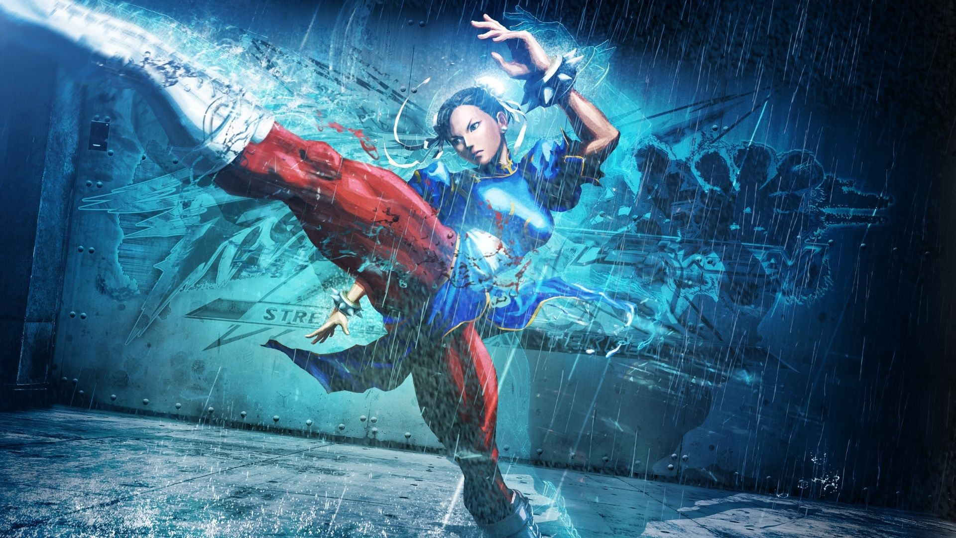 Pc Street Fighter X Tekken Wallpapers Jonny Marriner