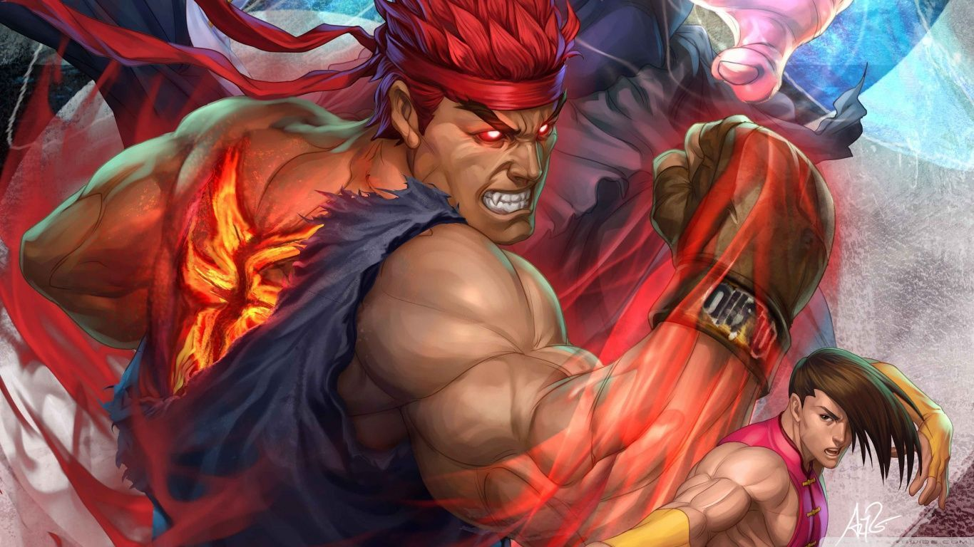 30 Awesome Street Fighter Wallpapers In High Quality Caradog Bissett