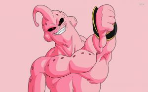 Super Buu Wallpaper