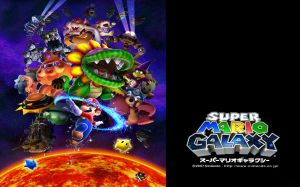 Pictures Of Super Mario Galaxy 2